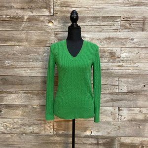 💚 Bright Green Tommy Hilfiger Sweater 💚
